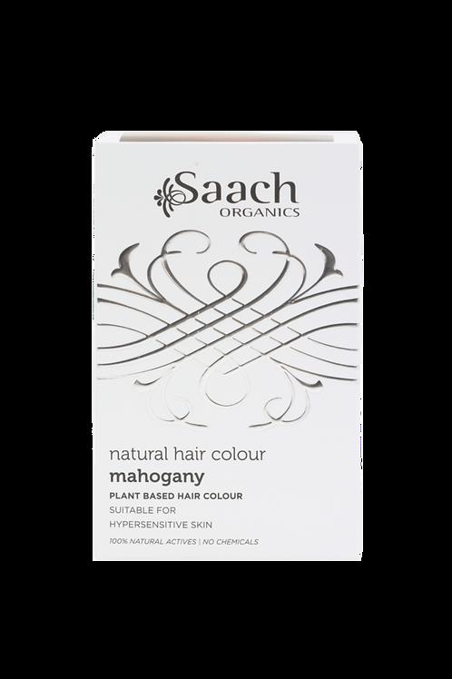 mahogany hair colour