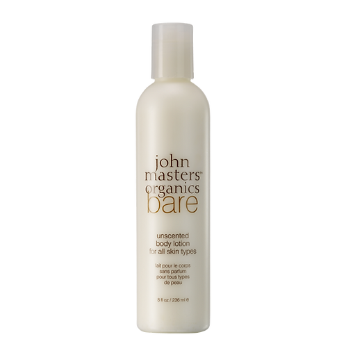 Bare Unscented Body Lotion