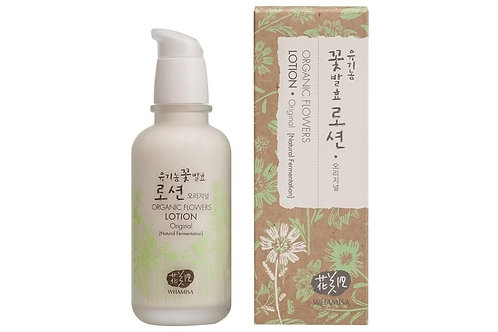 Organic Flowers Lotion Original