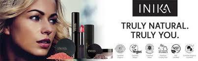 Inika dall'Australia a La Bio Cosmetique!
