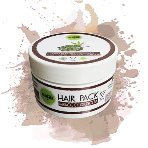 HAIR PACK CRESCITA – Stimolante e Rinforzante