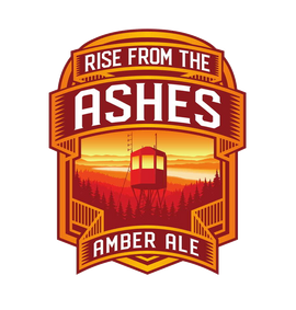 Rise From the Ashes Amber Ale