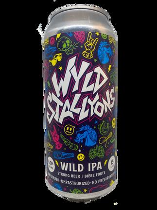 Wyld Stallyons - Wild IPA