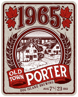 1965 Old Town Porter