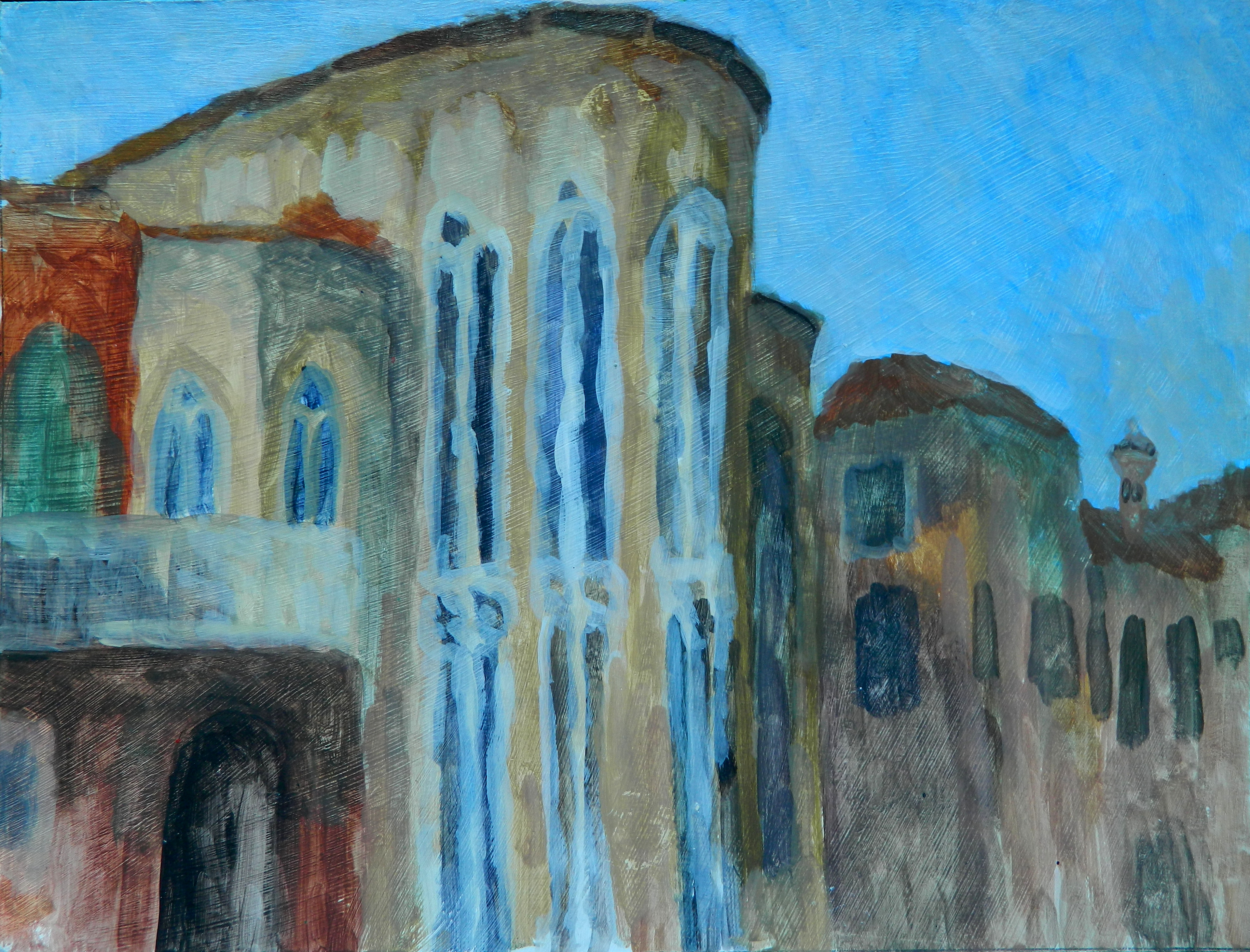 Venice Cathedral, NFS