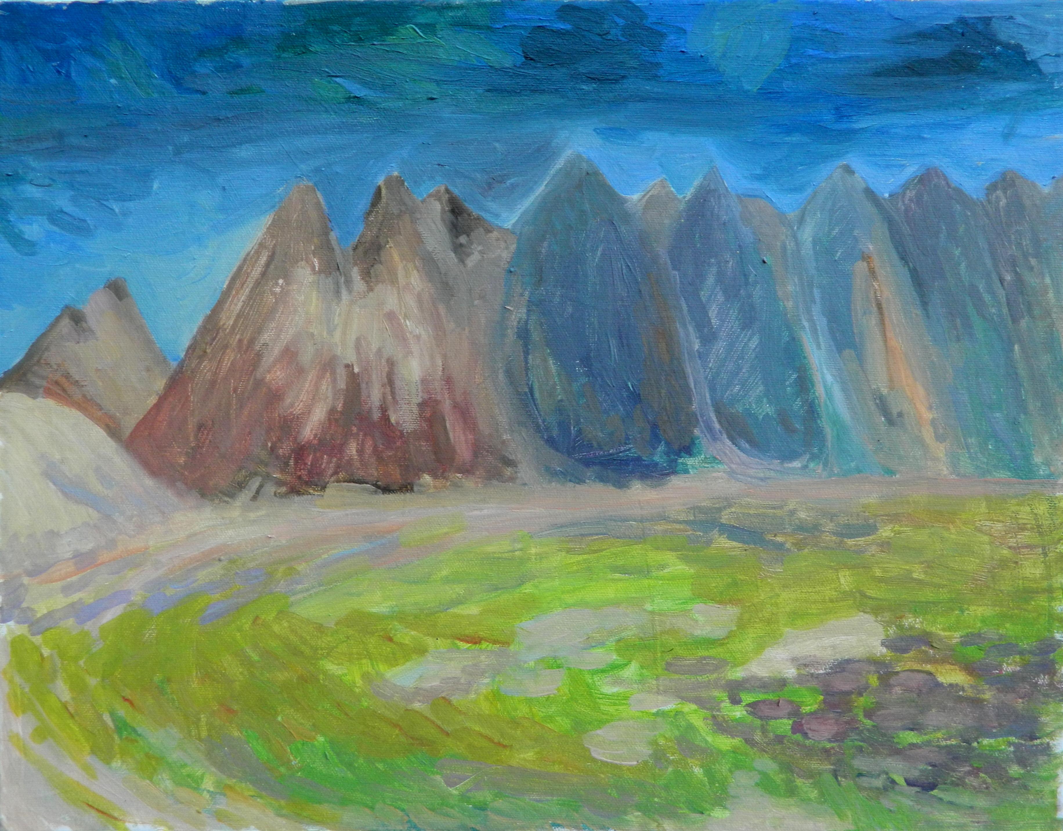 Gravel Mountains