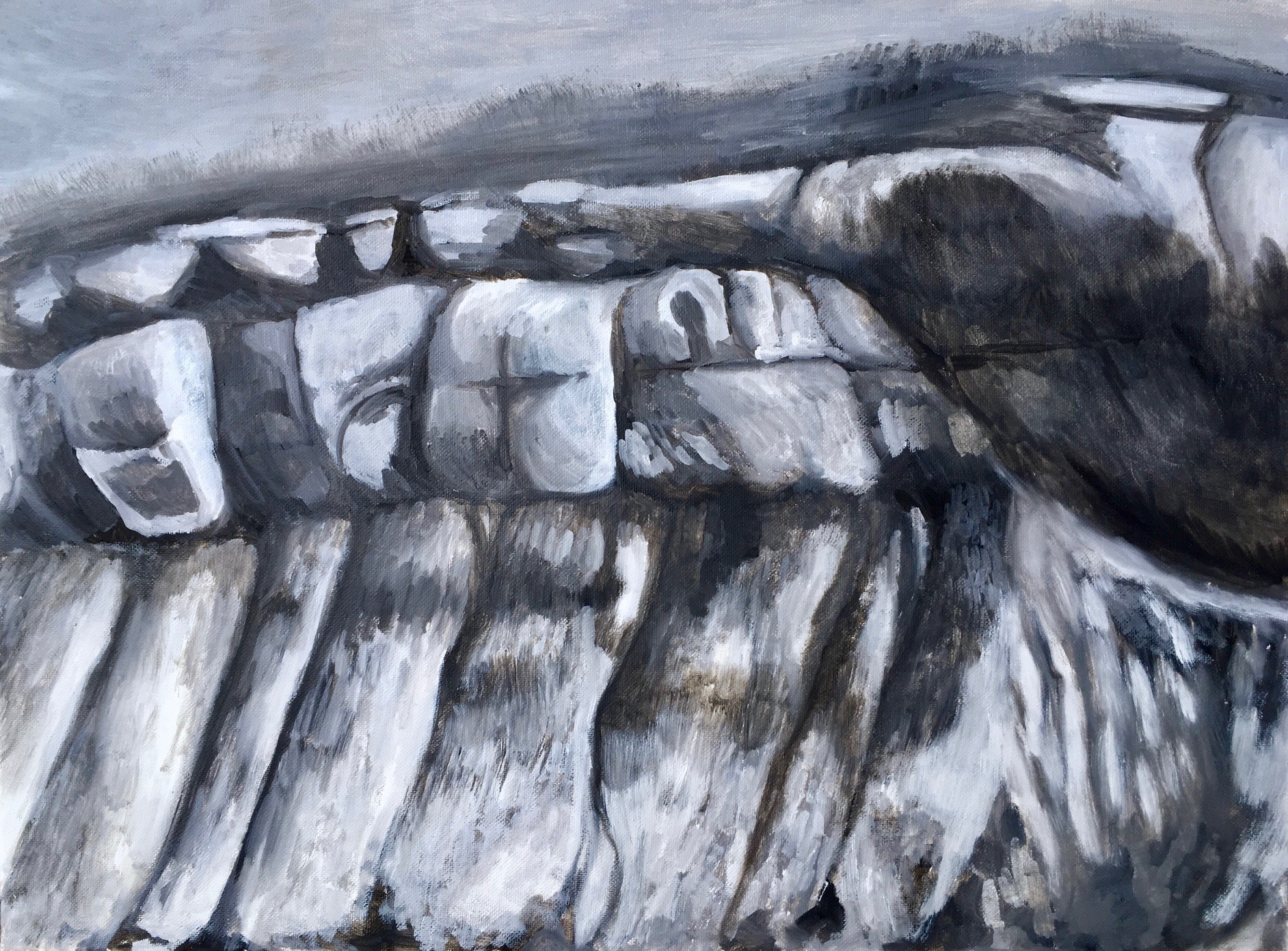 Rock Formations II
