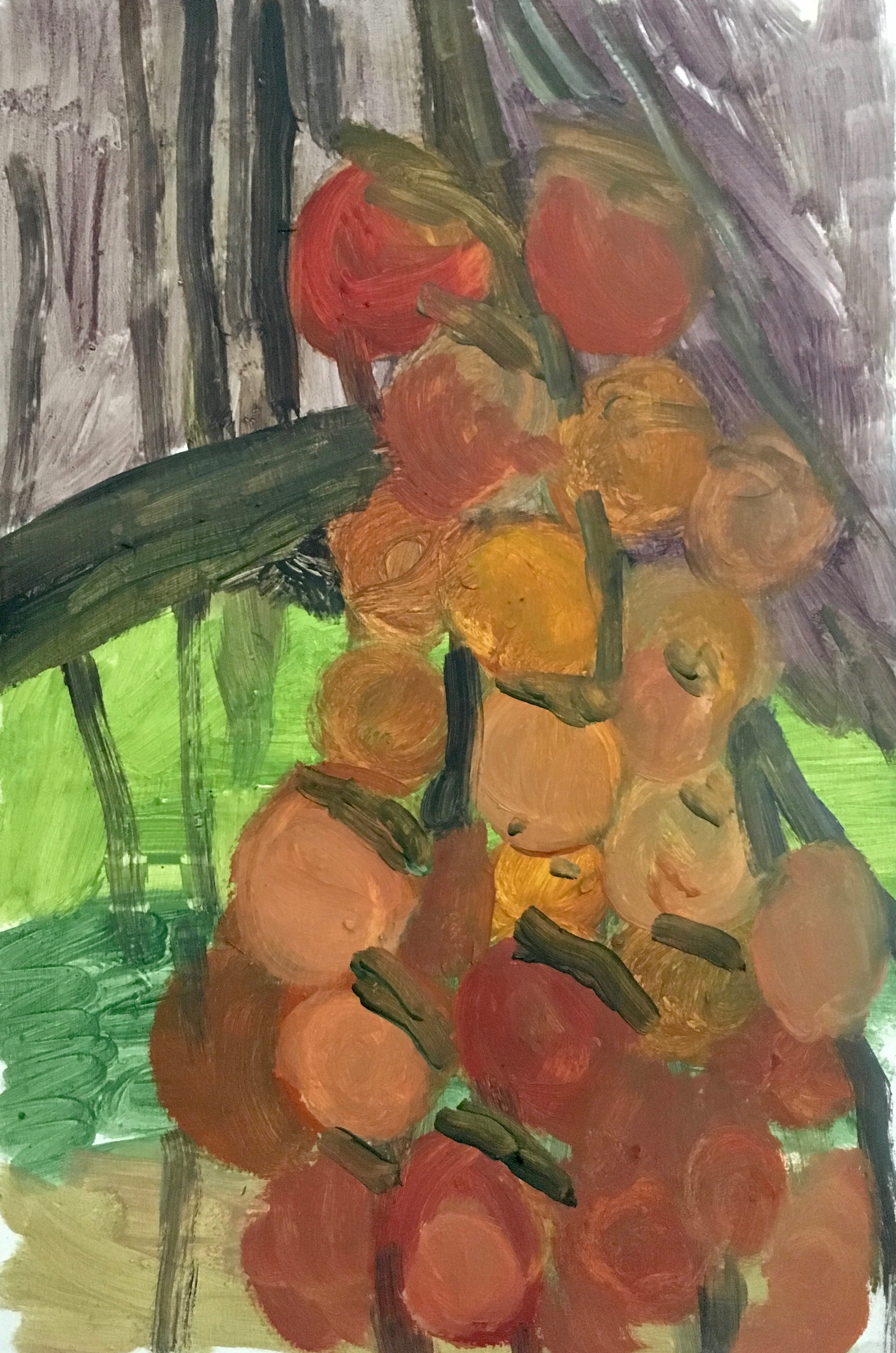 Bouquet of Persimmons
