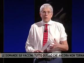 Mario Giordano, Fuori dal Coro: Domande sui vaccini, tutto quello che ancora non torna