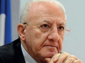 Indagato De Luca nell'inchiesta sulla gestione rifiuti in Campania