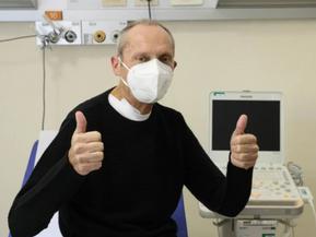 Bologna, riceve un cuore nuovo da donatore positivo al Covid