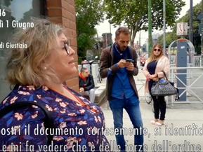 Torino: abuso di potere davanti al tribunale, vittima la moglie dell'avvocato Fusillo