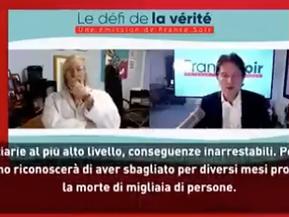 """Didier Raoult: """"idrossiclorochina non ha effetti collaterali"""""""