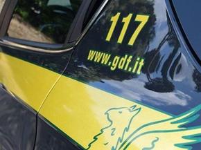 Le Fiamme gialle sequestrano una Rolls Royce con interni in pelle di coccodrillo