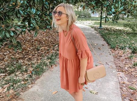 Flowy Summer Dress for less than $30!