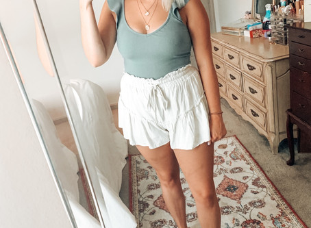 Beach Weekend Outfit!