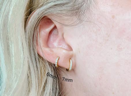 Earrings I've Been Loving Lately