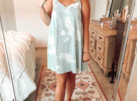 Summer Swing Dress!