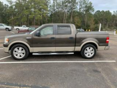 2008 FORD F-150 LARIAT LOADED