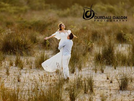 Doğal Mekanlarda Düğün Fotoğrafları