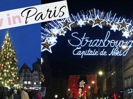Liv in Paris 11: STRASBOURG Christmas Markets!