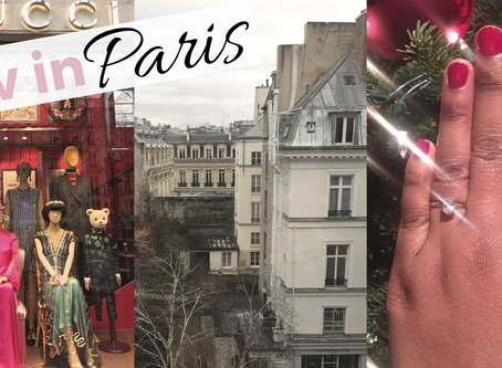 Liv in Paris 12: Rachel's Engaged and Parisian Life