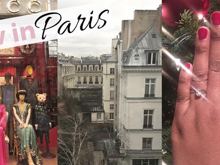 Liv in Paris 12: Rachel's Engaged and Parisian Life
