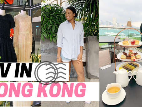 Adventures in Hong Kong: Outlet shopping, brunch, Star Street + more | Liv in Hong Kong 24