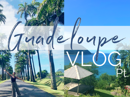 Guadeloupe (Part 1) | VLOG | Styled by Olivia