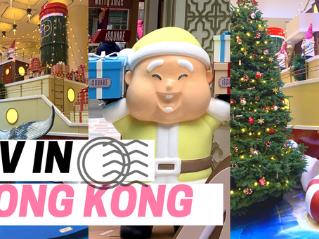 Christmas Time in Hong Kong | Liv in Hong Kong 23