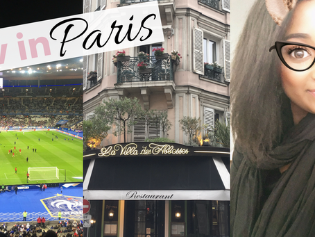 Liv in Paris 7: 2 Month Update
