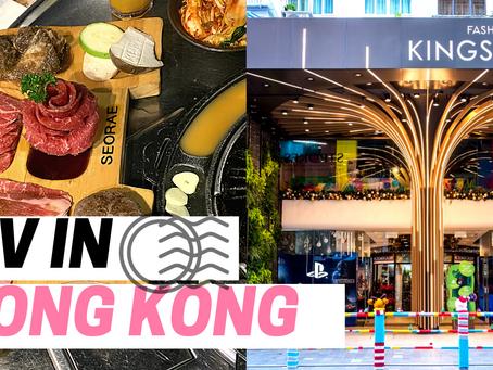 Exploring Hong Kong's Fashion Walk, Repulse Bay & Korean BBQ | Liv in Hong Kong 26