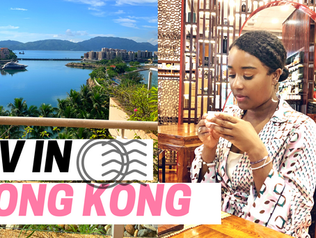 Luxury Staycation | Liv in Hong Kong 17