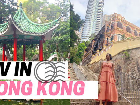 Social Distancing Summer in Hong Kong | Liv in Hong Kong 14
