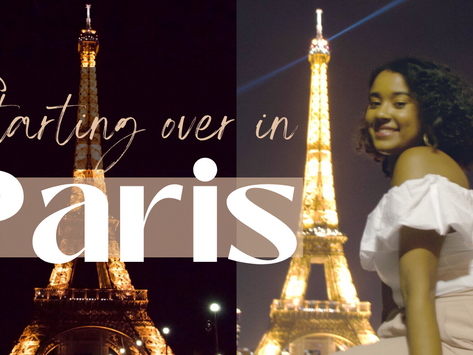 Starting over in Paris