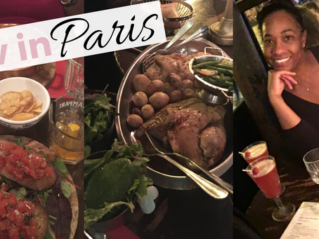 Liv in Paris 9: Thanksgiving in Paris