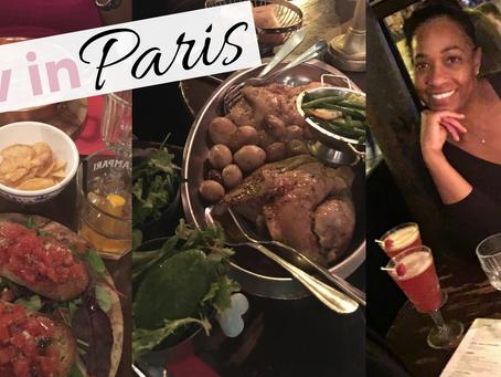 Liv in Paris 9: Thanksgiving in Paris