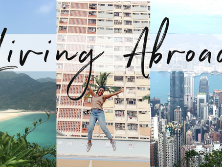 What It's Like Living Abroad + Advice | Styled by Olivia