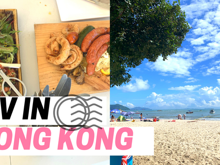 Hong Kong Beach BBQ: Lower Cheung Sha Beach | Liv in Hong Kong 19