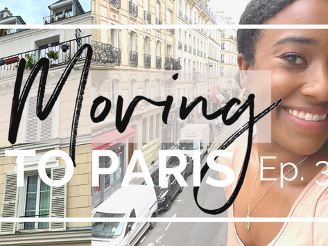back like I never left   Moving to Paris Ep. 3
