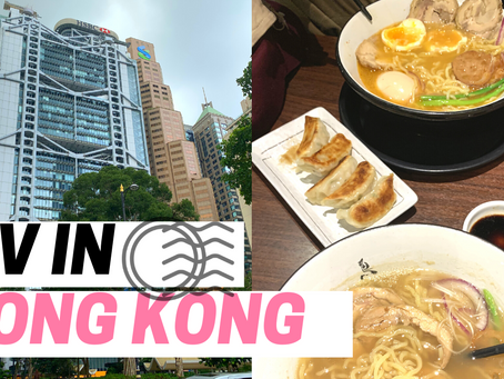 Iconic Hong Kong Architecture and Japanese Ramen | Liv in Hong Kong 18