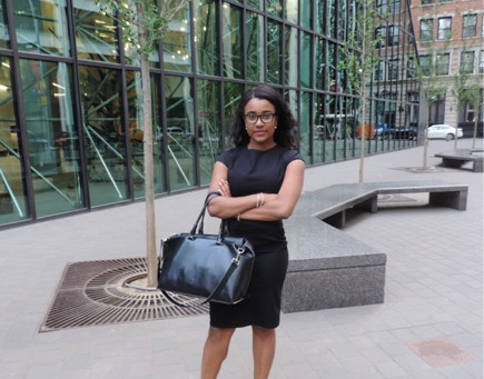 Professional OOTD: Wall Street Edition & Where to Buy Midi Dresses