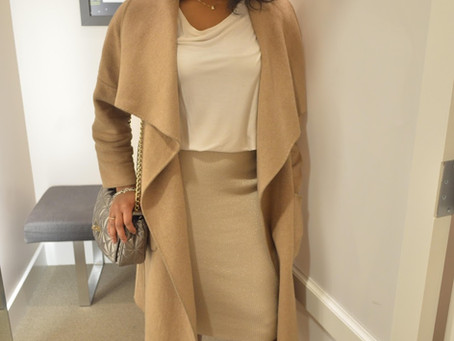 Styled by Olivia x LOFT: Style Event & OOTD