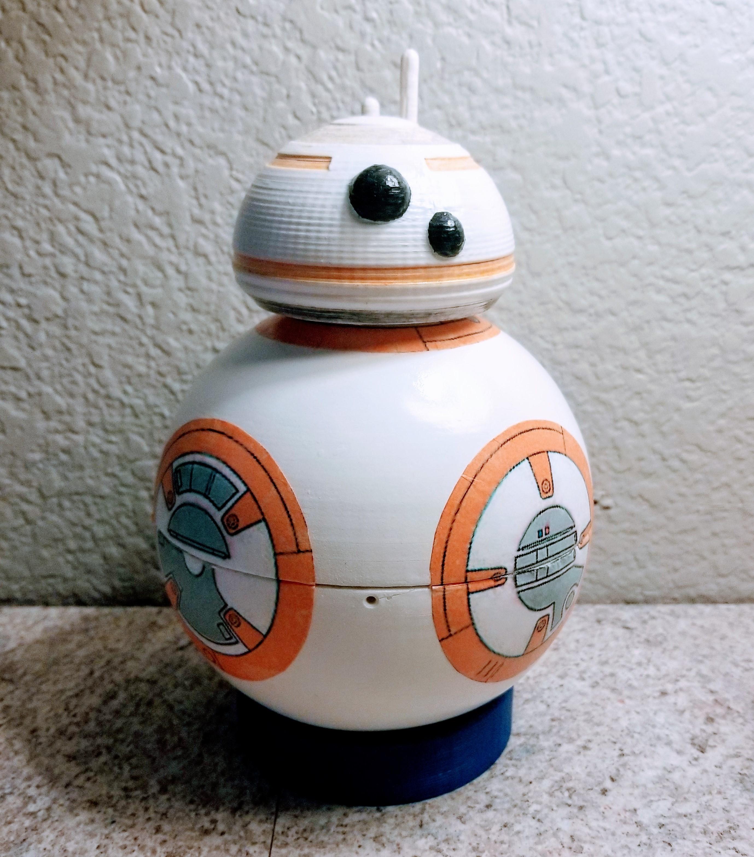 Miniature BB8 Build