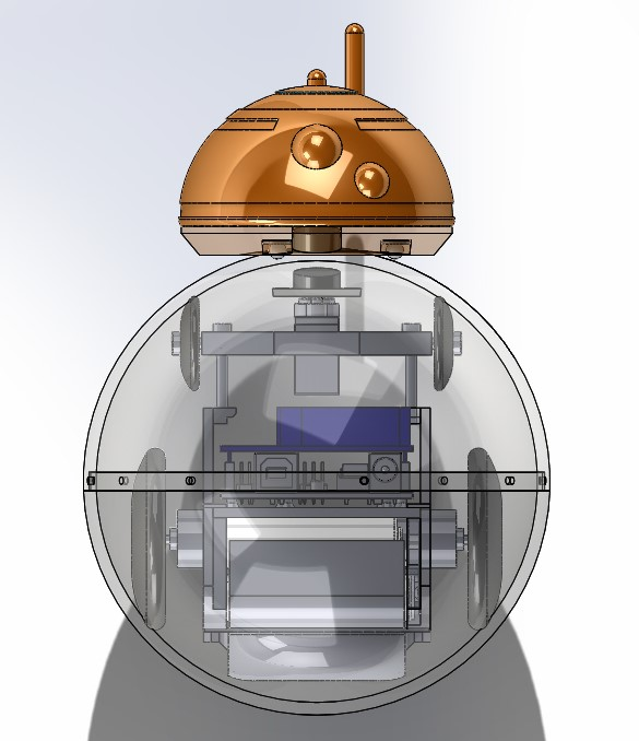 Custom BB8 Design