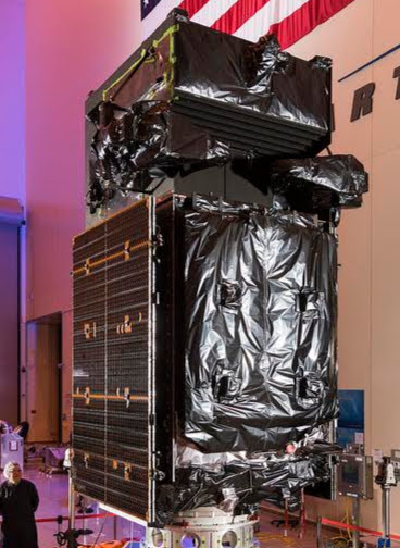 SBIRS GEO Satellite