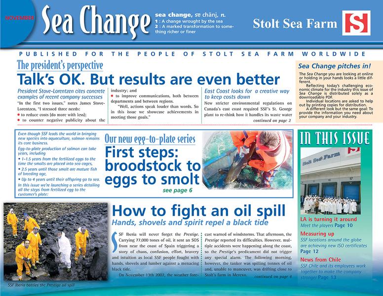 Sea Change - (English version)