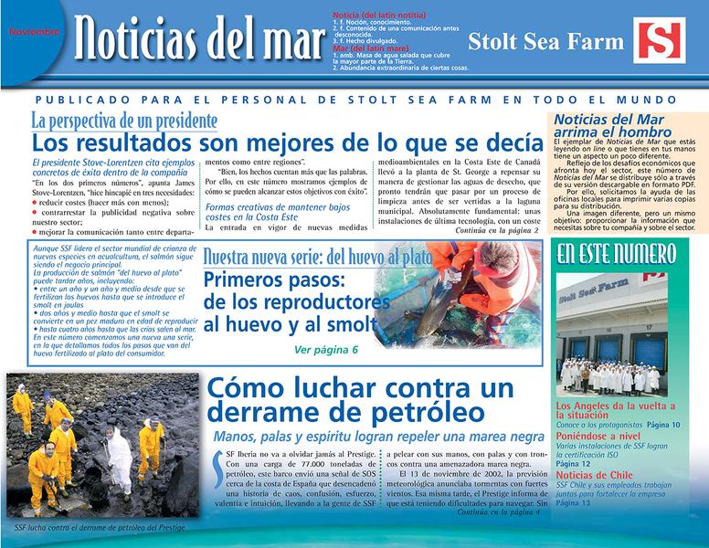 Sea Change (Spanish version)