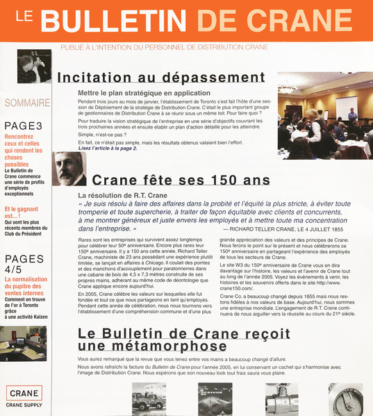 The Crrane Report