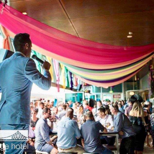 2017 Melbourne Cup Party - Shelter Bar